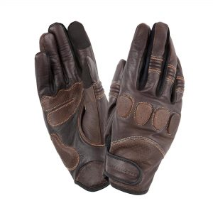 Tucano Urbano Gig Pro Leather Summer Gloves Brown Large