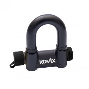 Kovix Security Alarmed Padlock Motorcycle and Scooter Lock