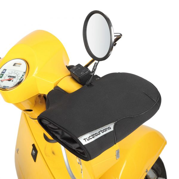 Tucano Urbano Handlebar Muffs for Motorcycles and Scooters Without Bar Ends R362X