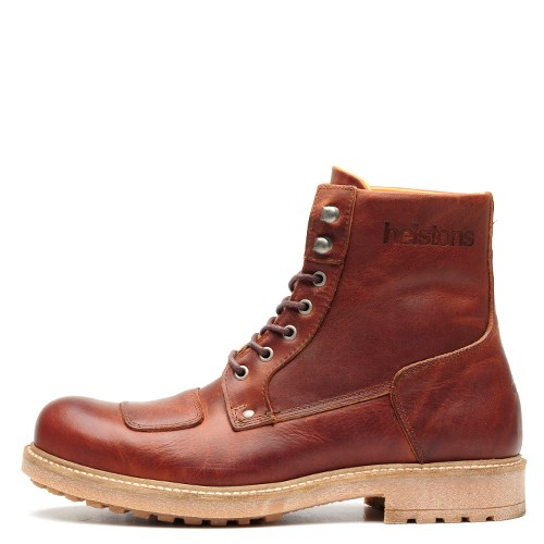 Helstons Mountain Brown Leather Boot