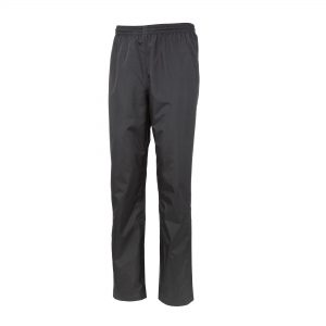 Tucano Urbano Diluvio Light Plus Black Waterproof Trousers 524