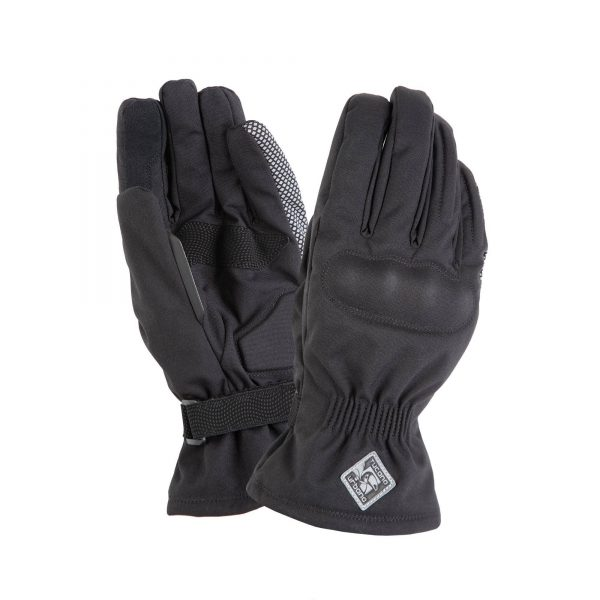 Tucano Urbano Mens Hub 2G Black Winter Glove