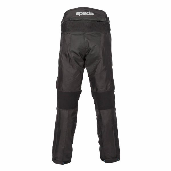 Spada Modena Mens Black Textile Trousers
