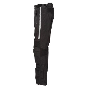 Spada Camber Proof CE Black Mens Winter Textile Trousers
